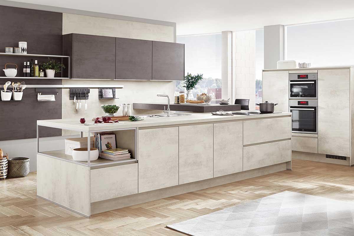 Moderne Küche - Ihr Küchenfachhändler aus Herzlake: KüchenTreff Herzlake